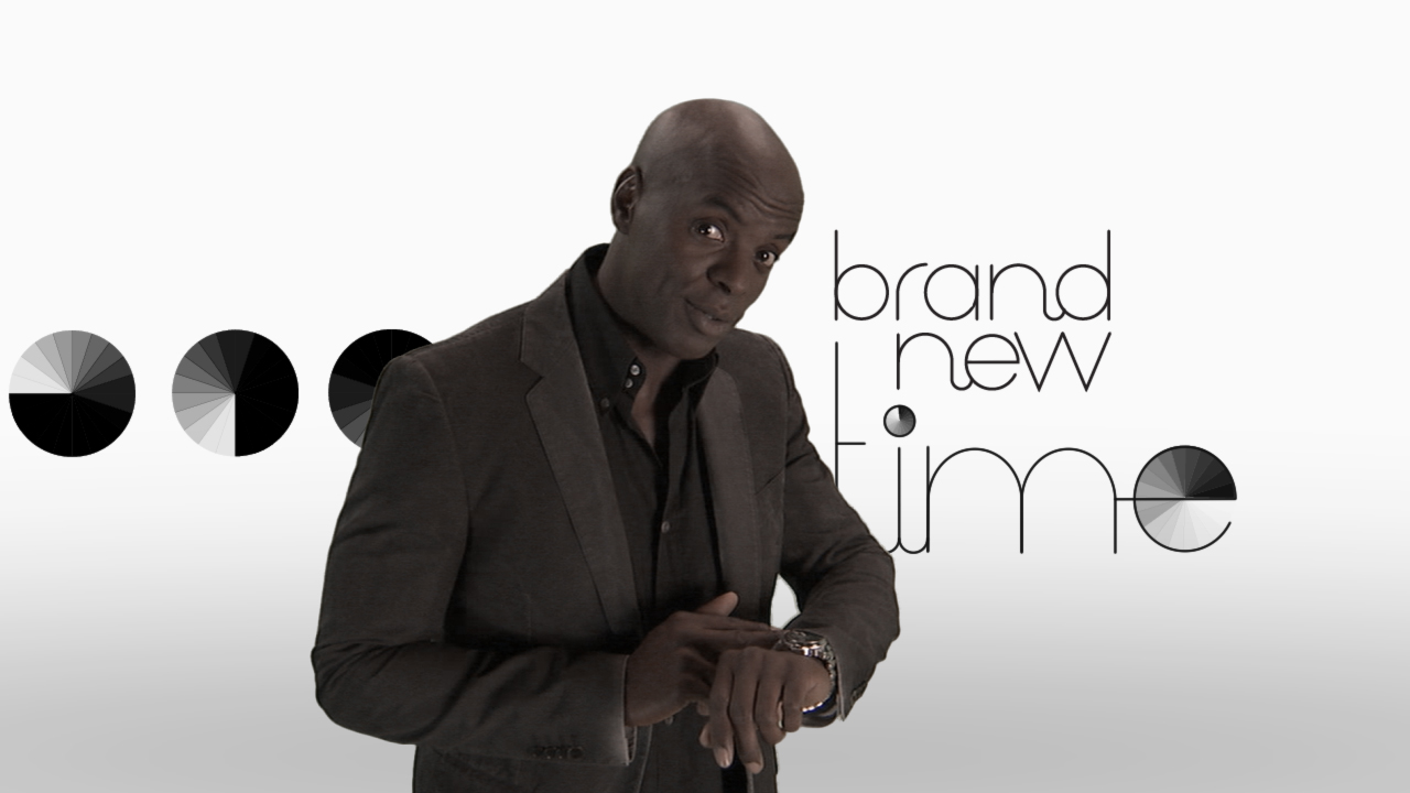 Stillframe: MTV Base with Trevor Nelson