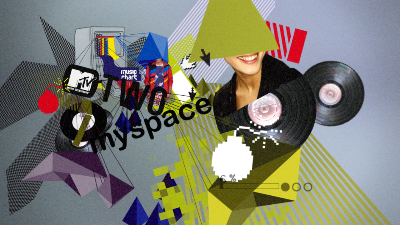 Stillframe: MTV Myspace Chart