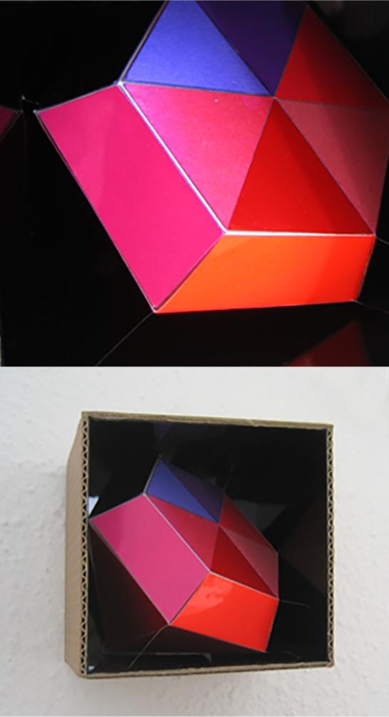 Cardboard Box: Diamand