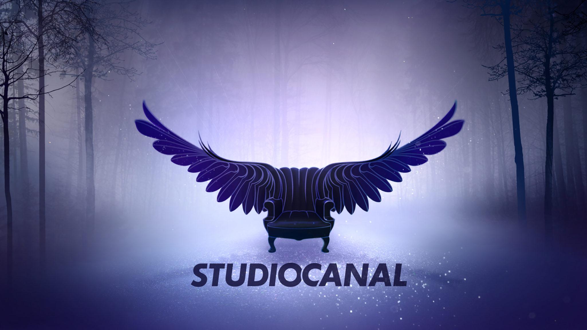 Styleframe: Packshot for studiocanal opener
