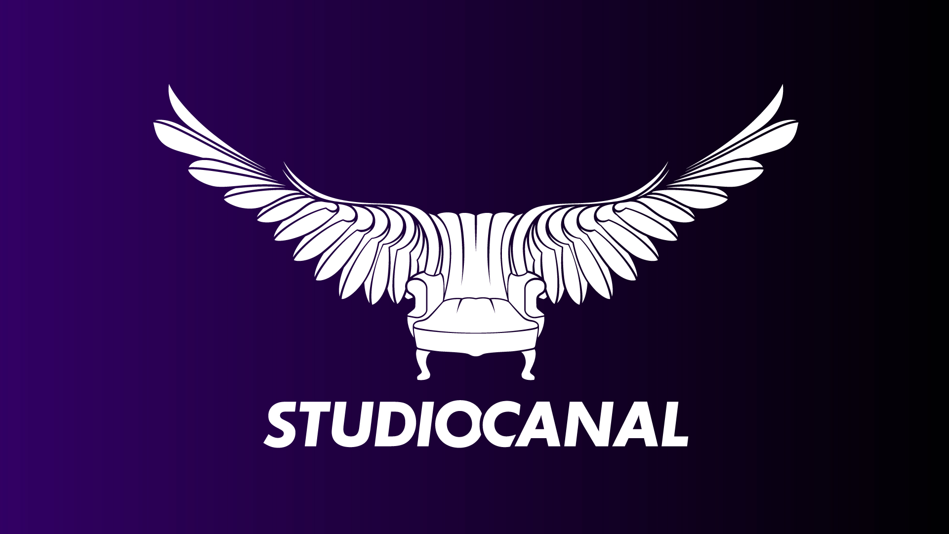 Logo: Flying chair for Studiocanal