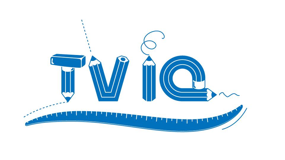 Logodesign: TVIQ
