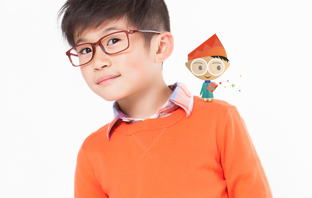 Character Design: The nerdy kid