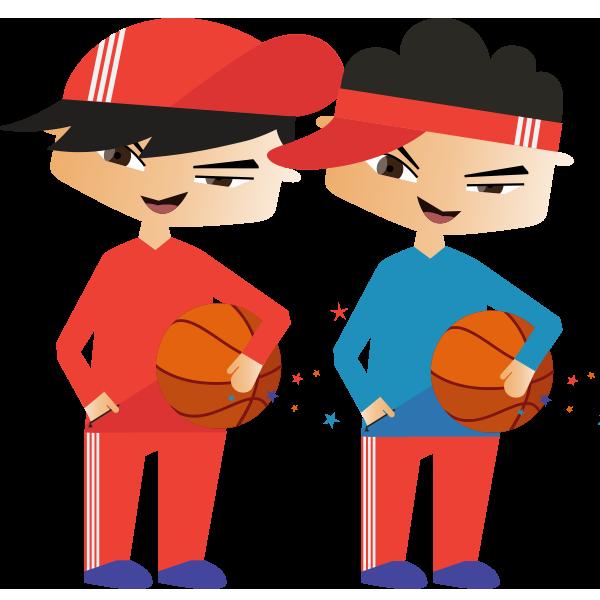 Character Design: Basketball player