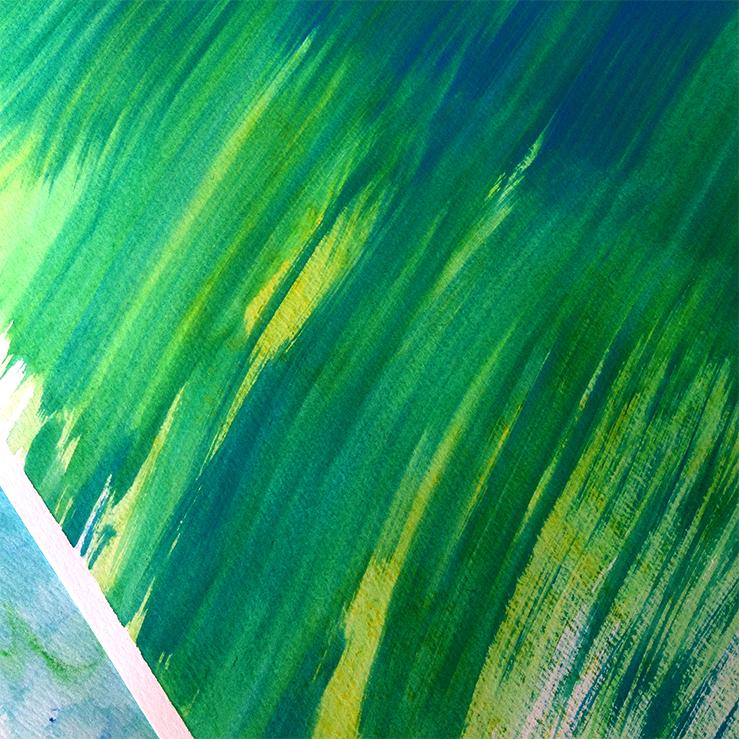 Texture Design: water colours