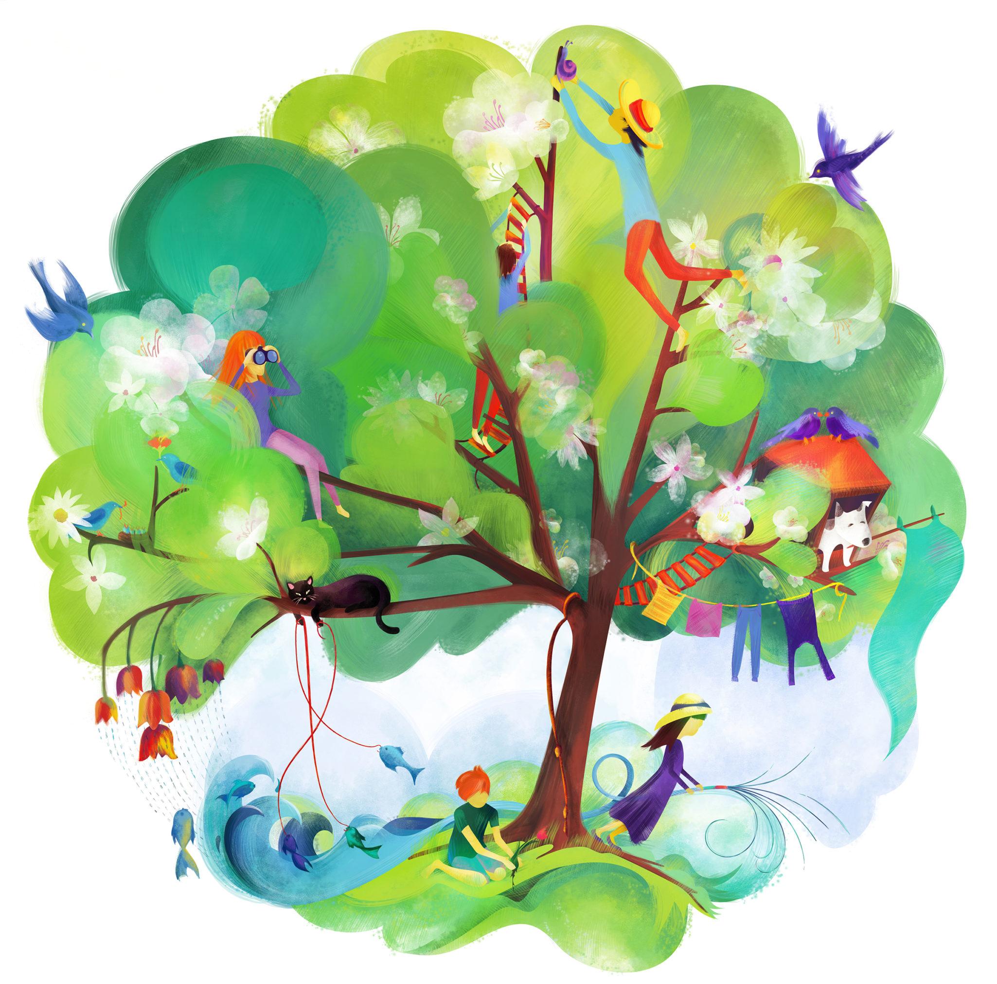 Illustration: Springtree