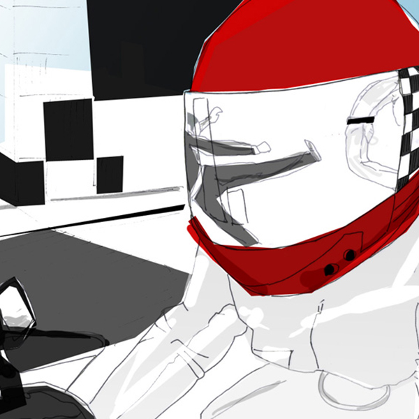 Storyboard: Motorbike