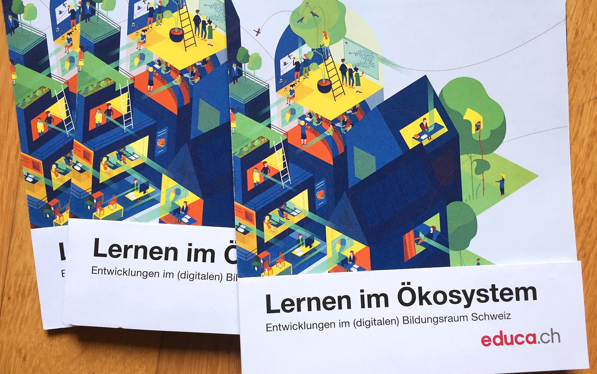 Educa Poster: Lernen im Ökosystem